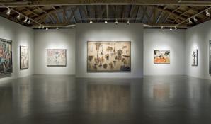 Hans Burkhardt Within & Beyond Exhibition