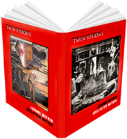 TWIN VISIONS-book